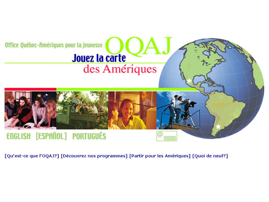 Office qu bec am riques pour la jeunesse mediameriquat - Office franco allemand pour la jeunesse ...