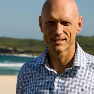 Peter Garrett, ex-leader de la formation Midnight Oil