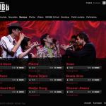 GRUBB website – Multimedia Page (French)