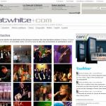 Patwhite.com - Page Spectacles (2009-2012)