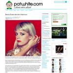 PatWhite.com - Full page article and photo (2015 responsive layout)